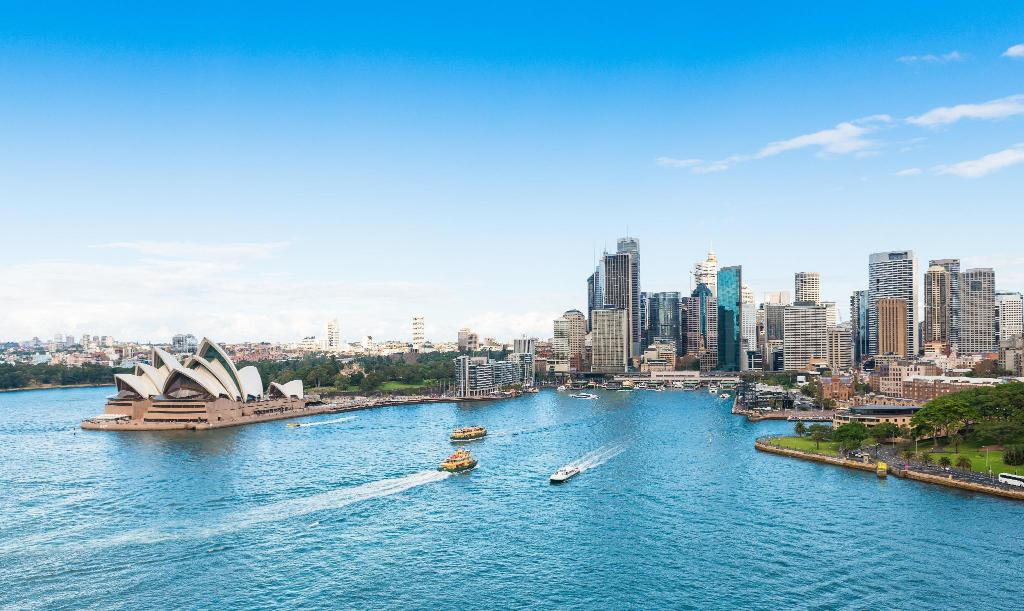 Circular Quay - 4.75 km from property New Gorgeous Apartment Zetland