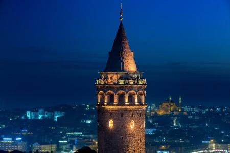 Galata Tower - 2.33 km from property InterContinental Istanbul