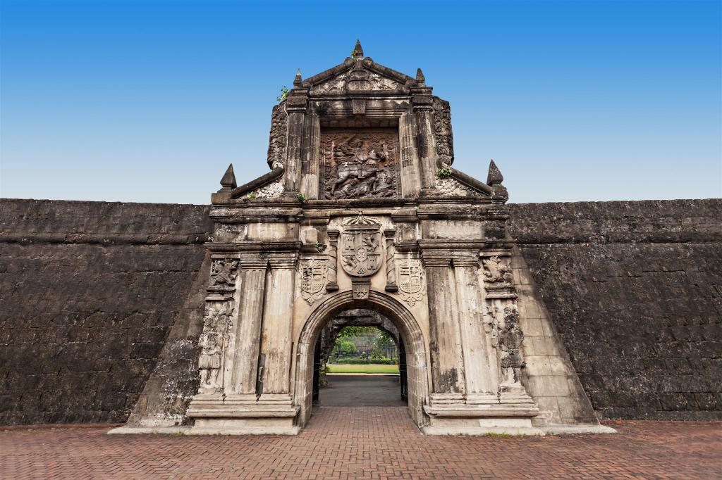 Fort Santiago - 2.87 km from property