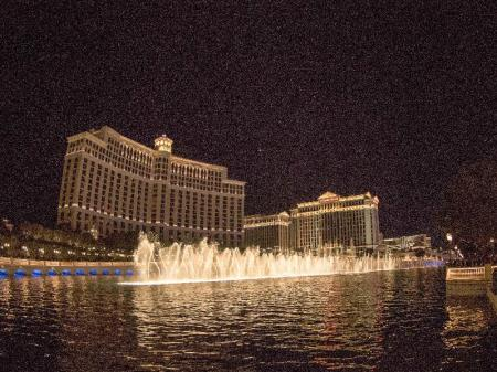 Fountains of Bellagio - 1.74 km from property Suites at Trump International Hotel Las Vegas