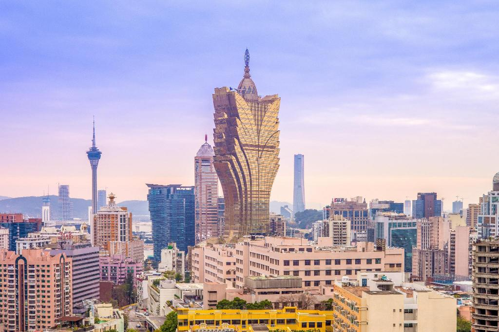Grand Lisboa Casino - 430 m from property Mansion by Lago Nam Va