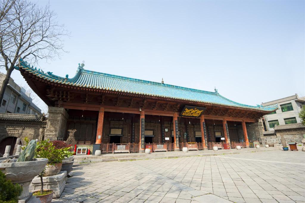 Great Mosque - 1.26 km from property Li Mian International Hostel