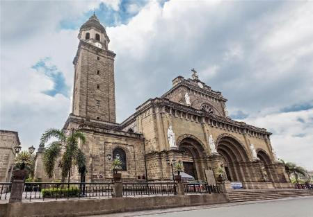 Manila Cathedral - 6.87 km from property The Orange Place Hotel San Juan
