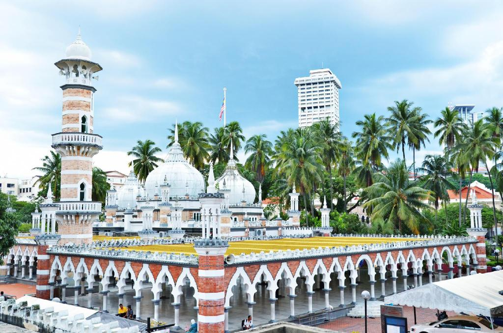 Masjid Jamek - 1.54 km from property Summer Suite Guest House