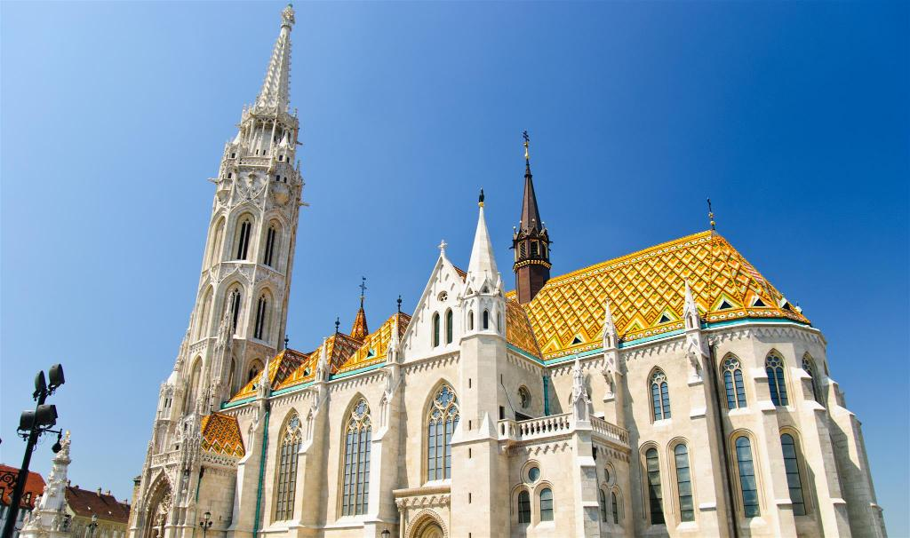 Matthias Church - 2.11 km from property