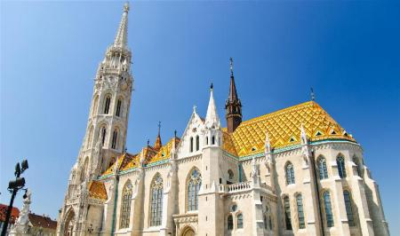 Matthias Church - 2.27 km from property N`joy Hostel