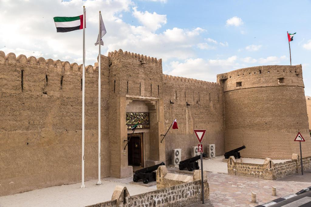 Dubai Museum - 7.7 km from property