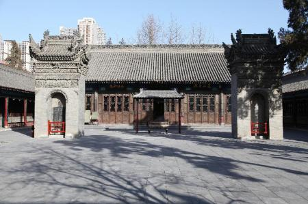 Temple dels Vuit Inmortals - A 1.27 km de l'allotjament Pod Inn Xian Bell Tower East Street Wanda Plaza