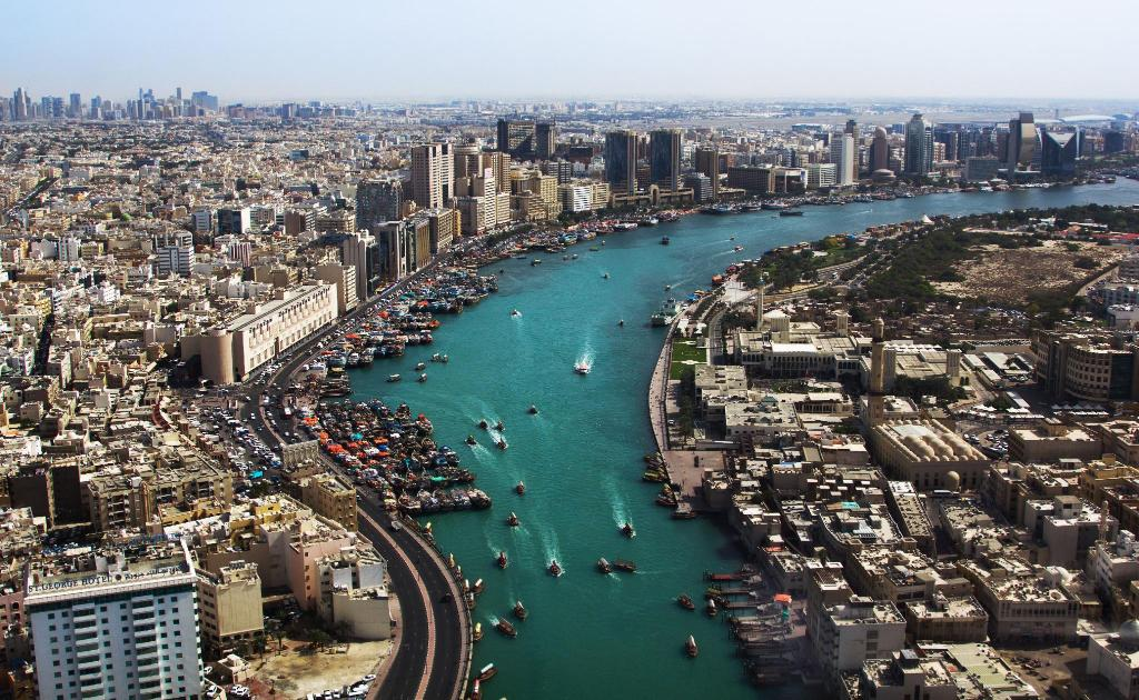 Dubai Creek - 6.93 km from property