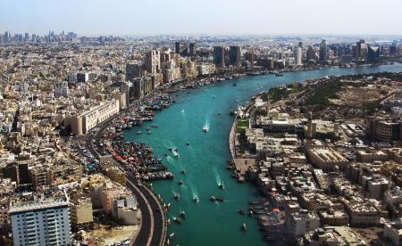Dubai Creek - 2.15 km from property Sapphire Grand Hotel