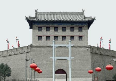 Porta Yongning Men - A 1.93 km de l'allotjament Pod Inn Xian Bell Tower East Street Wanda Plaza