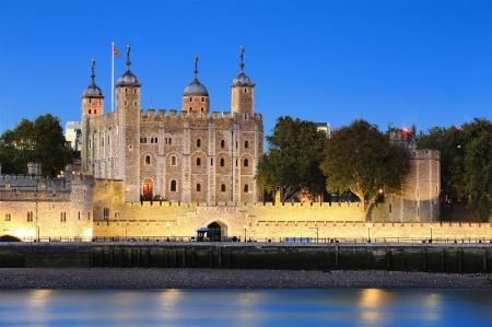 Tower of London - 1.09 km from property SACO Liverpool Street - Strype Street