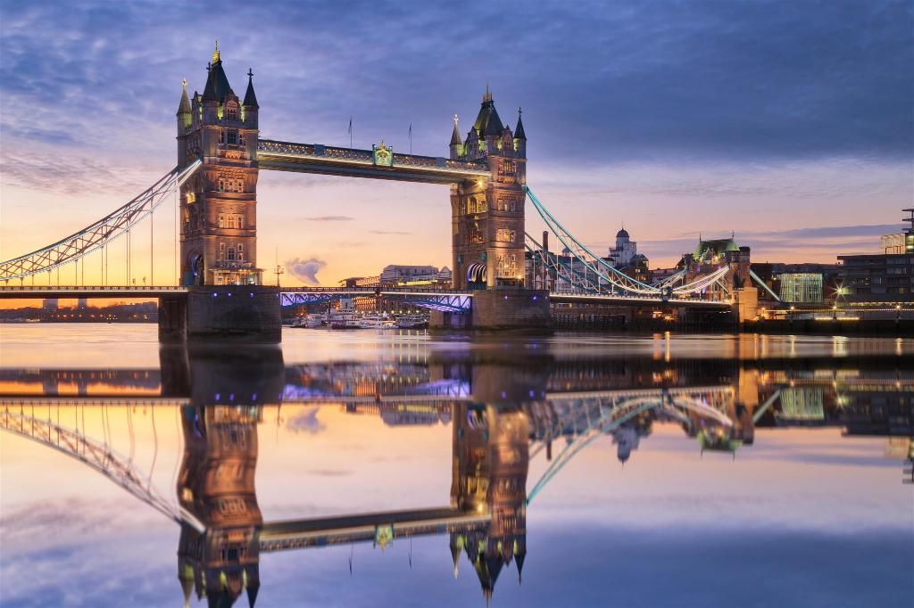 Tower Bridge (Ponte da Torre) - A 680 m da propriedade 1 Bed Luxury Appartment Near Tower Bridge, Central London