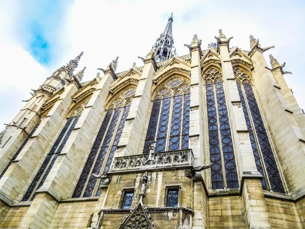 Sainte Chapelle - 850 m from property Apartment WS Montorgueil Louvre up to 6 people