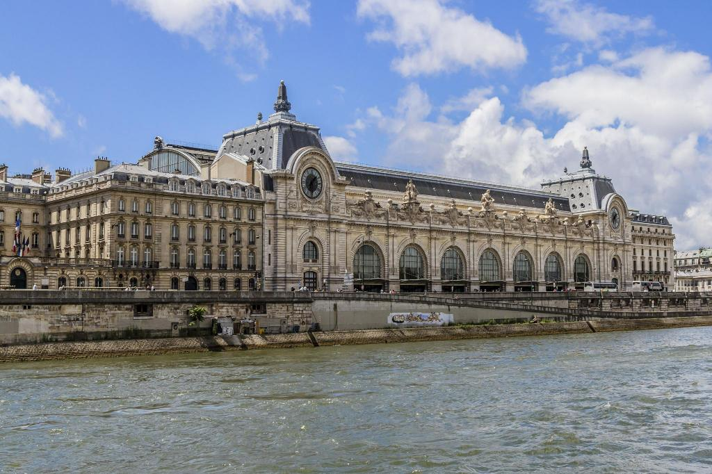 Muzeul Orsay - 1.22 km from property B107005 - Invalides - 7e Arrondissement
