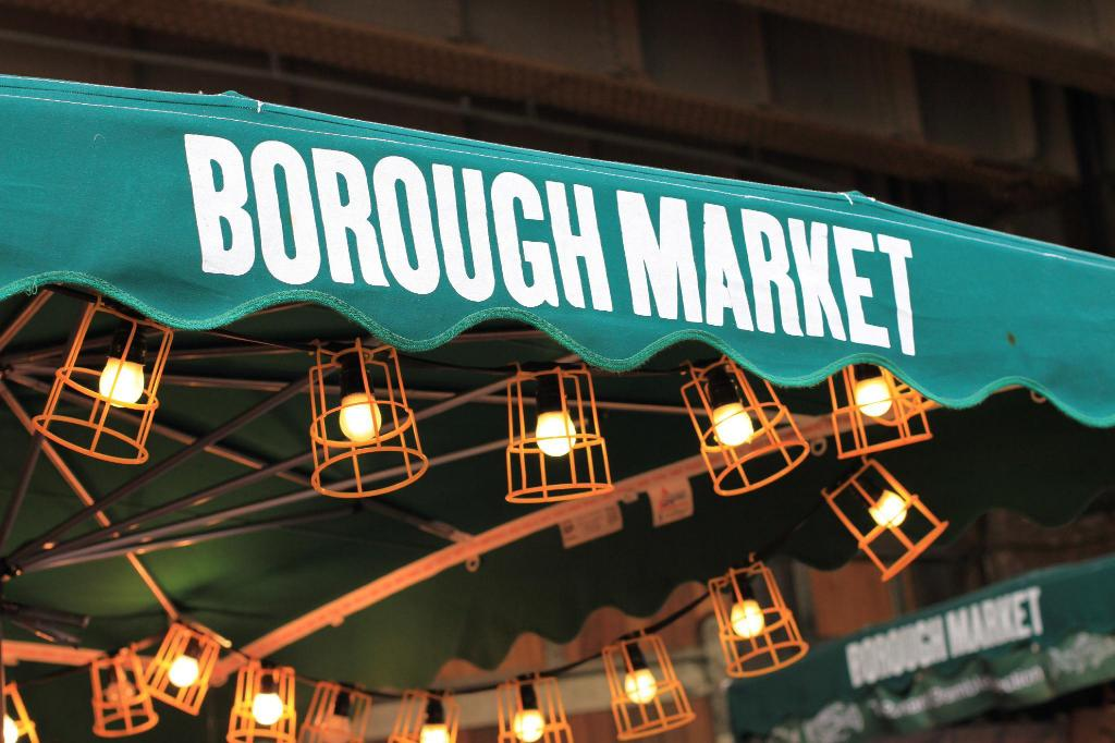 Borough Market - 3.35 km majapaikalta Lindsay Square