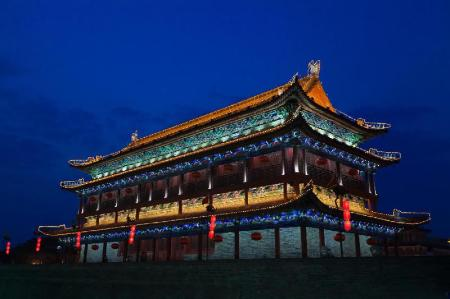 Drum Tower - 1.86 km from property Hongye Hotel Xi'an
