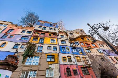 Hundertwasser House - 3.11 km from property Hotel Peck