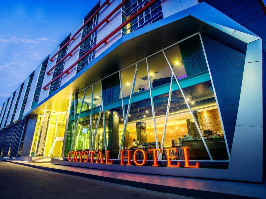 Best Price On Crystal Hotel Hat Yai In Hat Yai Reviews