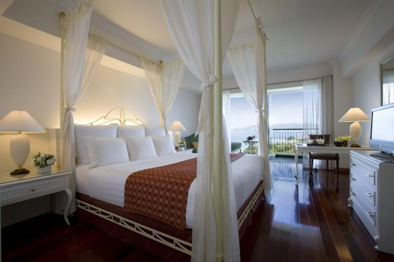 Eecutive Double dengan Pemandangan Laut (Executive Double Room with Sea View)