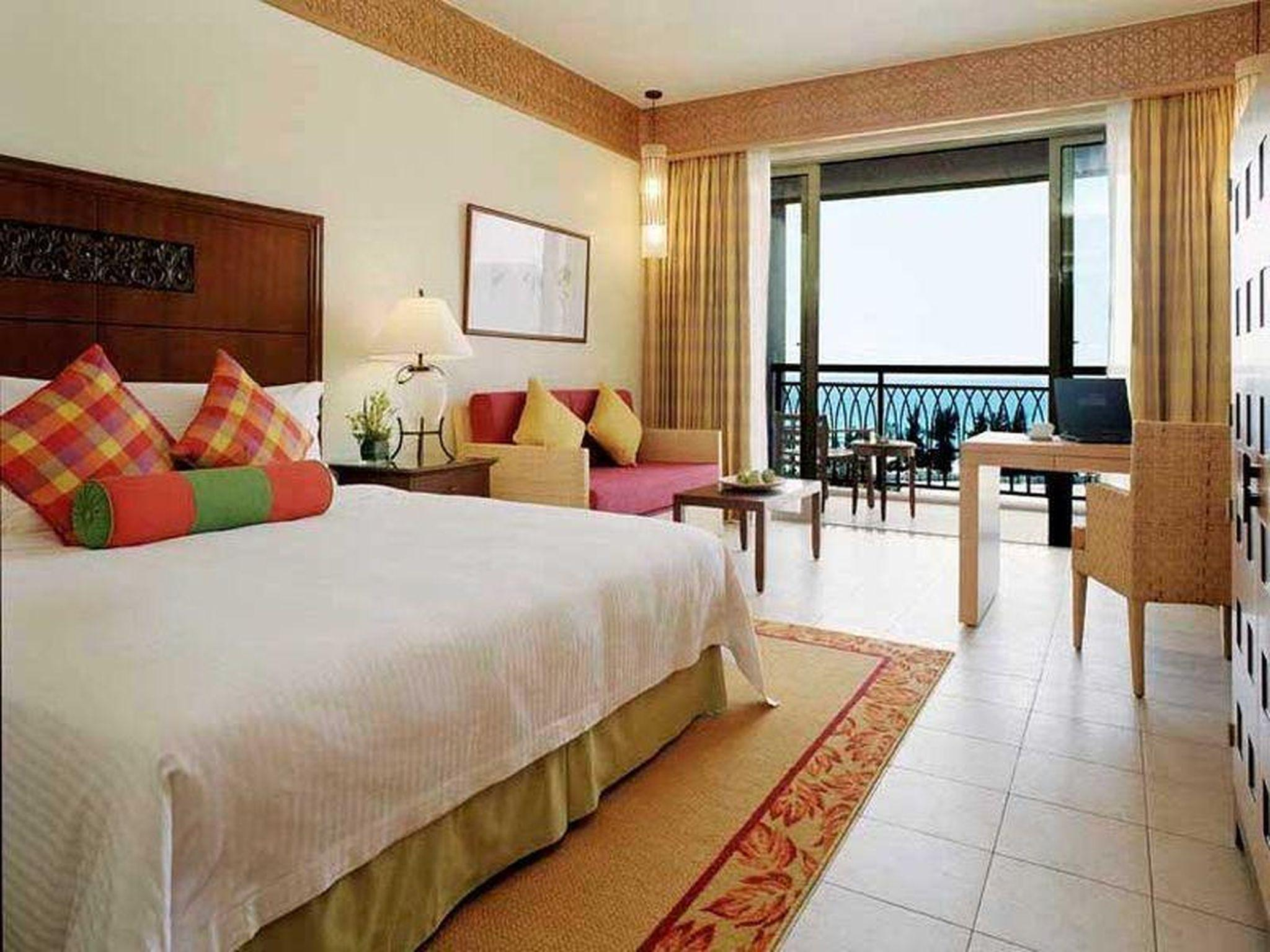 Guest room, 2 Double, Ocean View, Balcony, Normal Wing