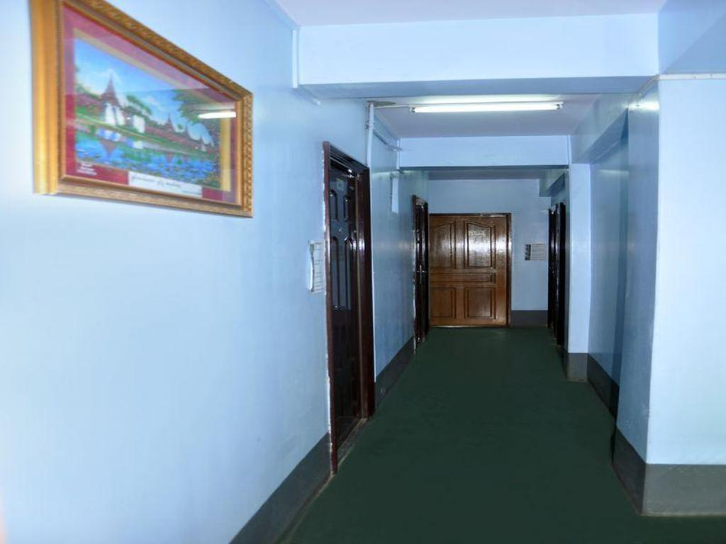 Interior view Hotel Mahar