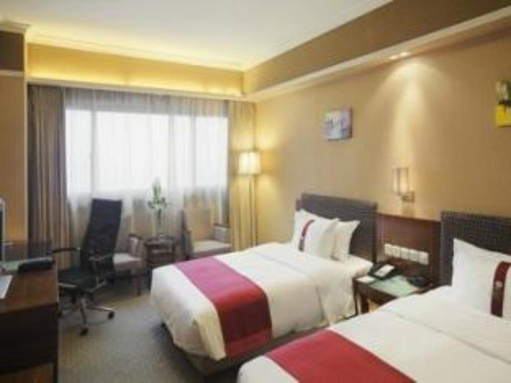2 Llits Delux Holiday Inn Express Hefei South