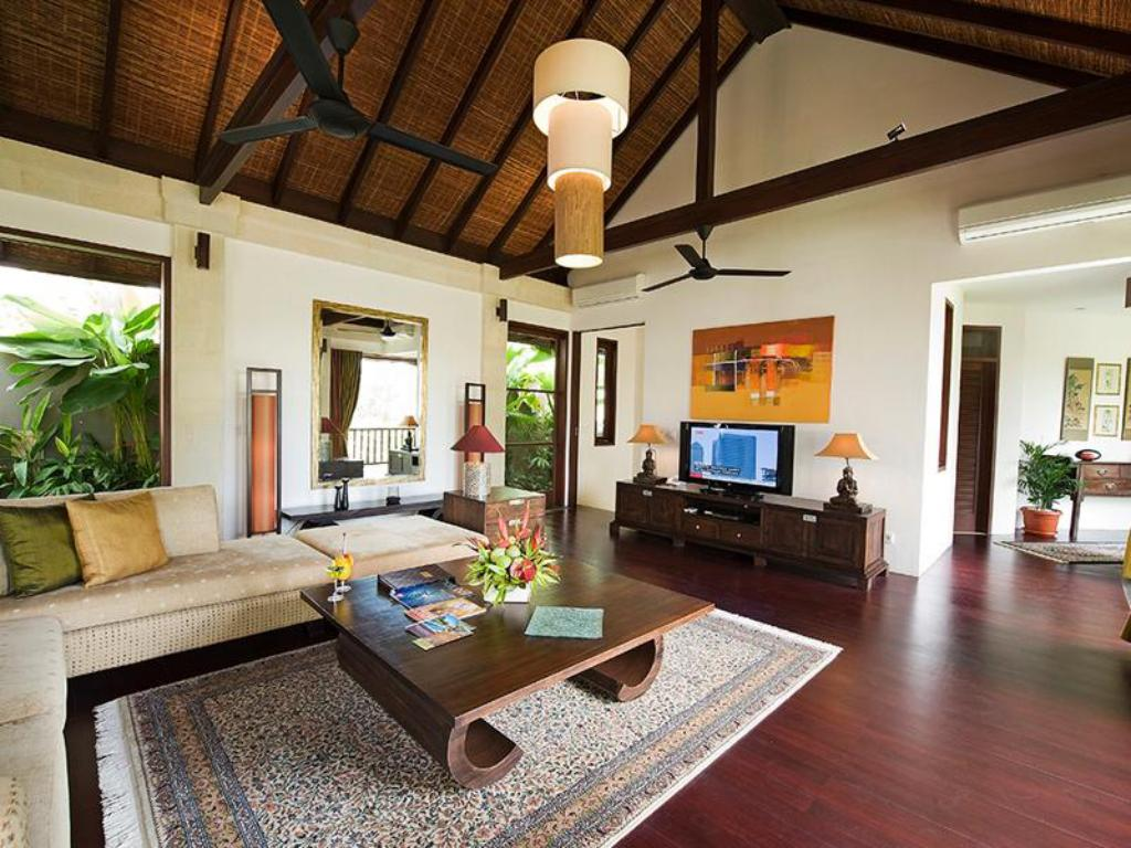 Vedere interior Gending Kedis Luxury Villas
