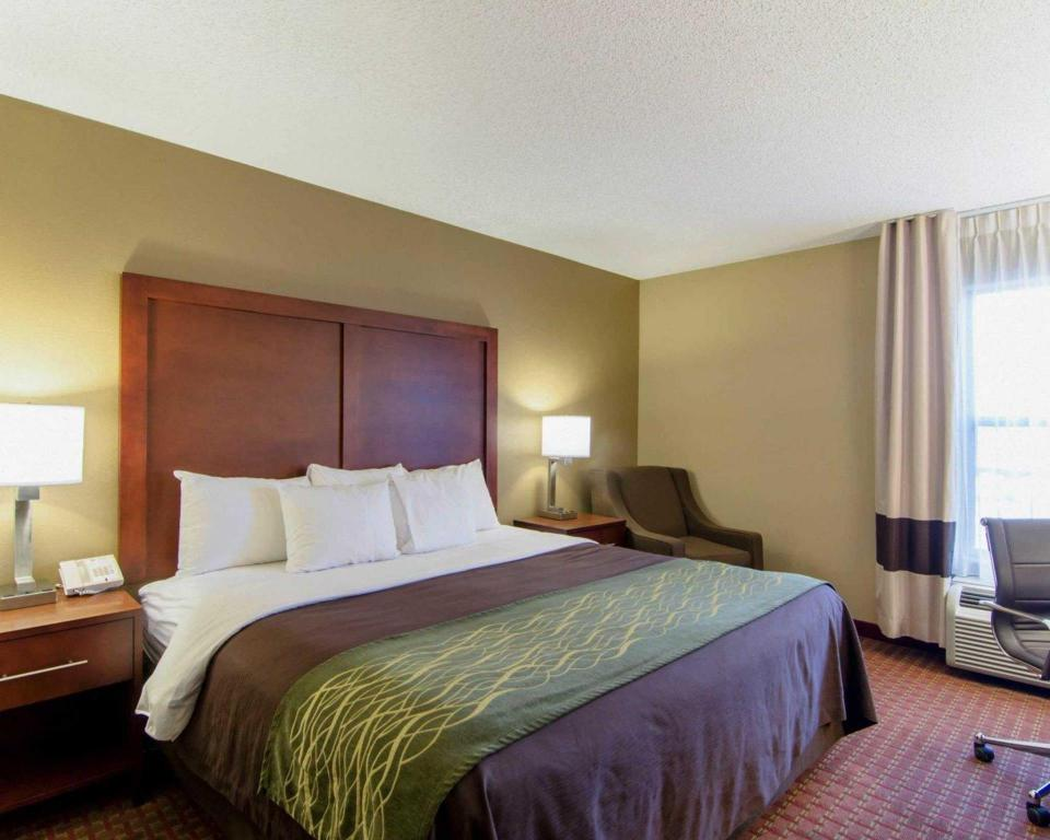 King Room - Disability Access - Bed Comfort Inn