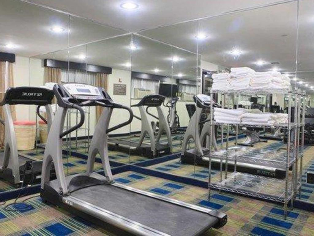 Fitness center Comfort Inn near Barclays Center - Crown Heights