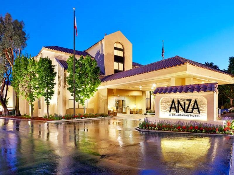 More About The Anza   A Calabasas Hotel