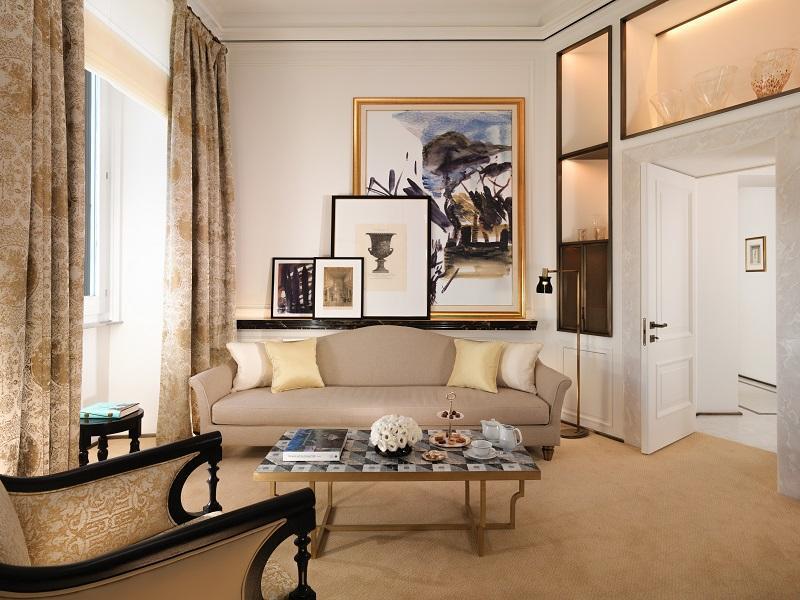 Hotel Eden Dorchester Collection In Rome Room Deals