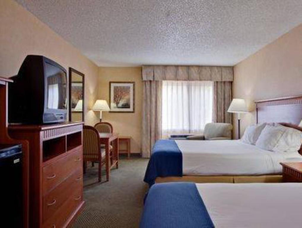 Standarta Holiday Inn Express Colton