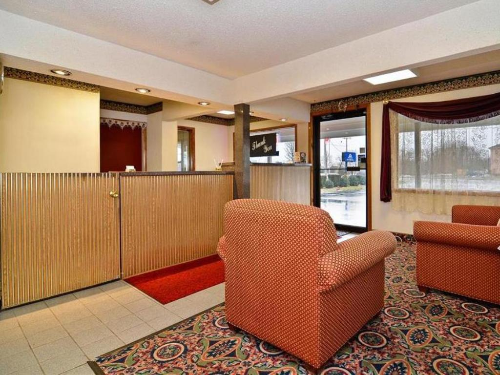 Interior view Americas Best Value Inn Hotel