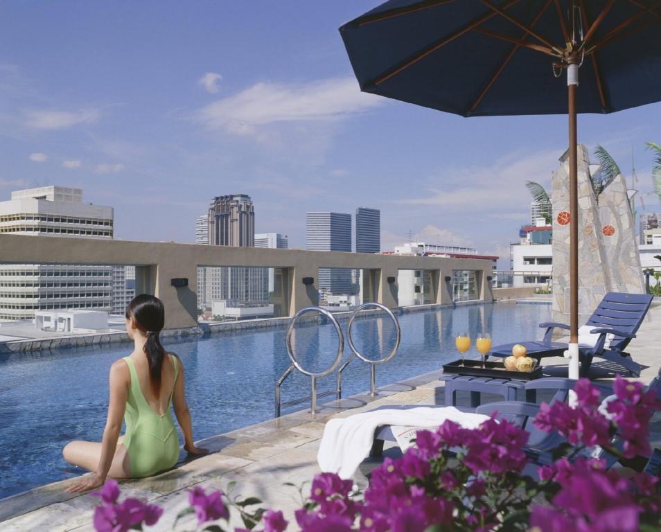Somerset Bencoolen Singapore Serviced apartment - Deals