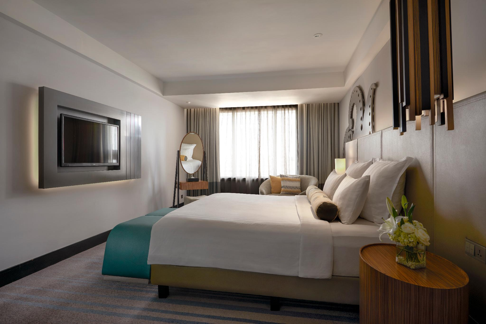 Suite Executive dengan Ranjang King (Executive Suite with King Bed)