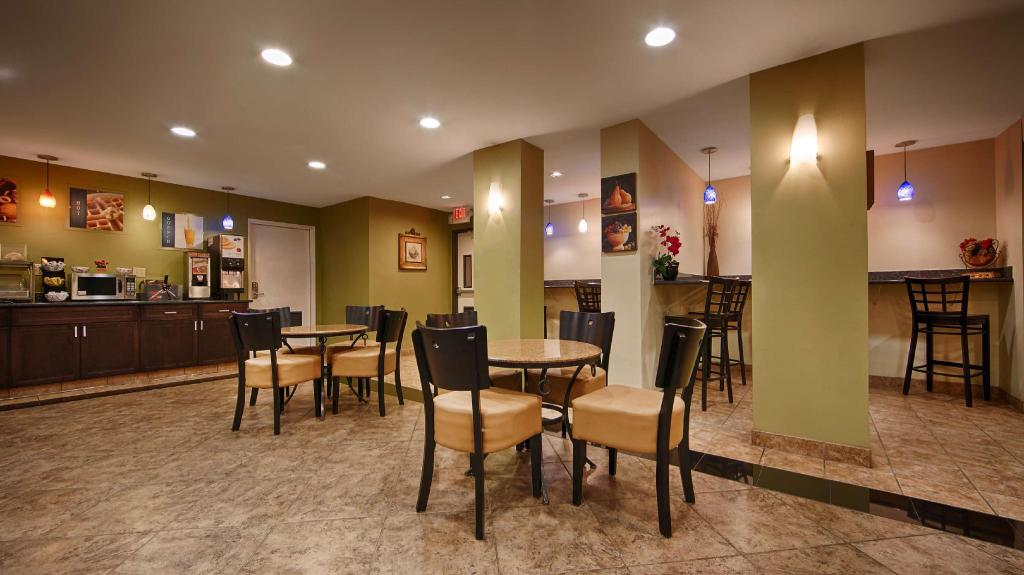 Coffee Shop/Café Best Western Plus Heritage Inn