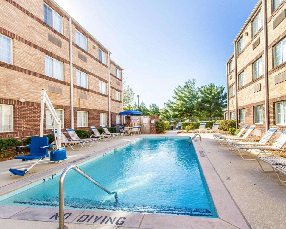 Mainstay Suites In Brentwood Tn Room Deals Photos Reviews