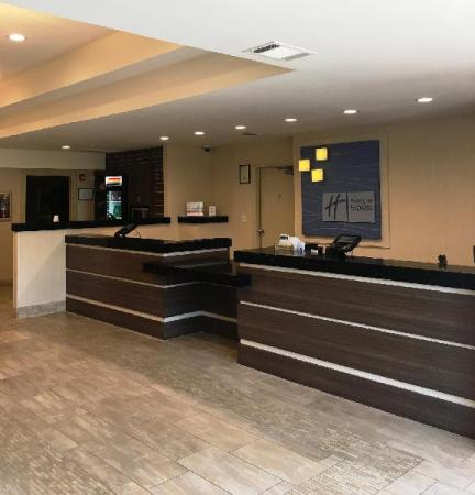 Vestabils Holiday Inn Express Colton