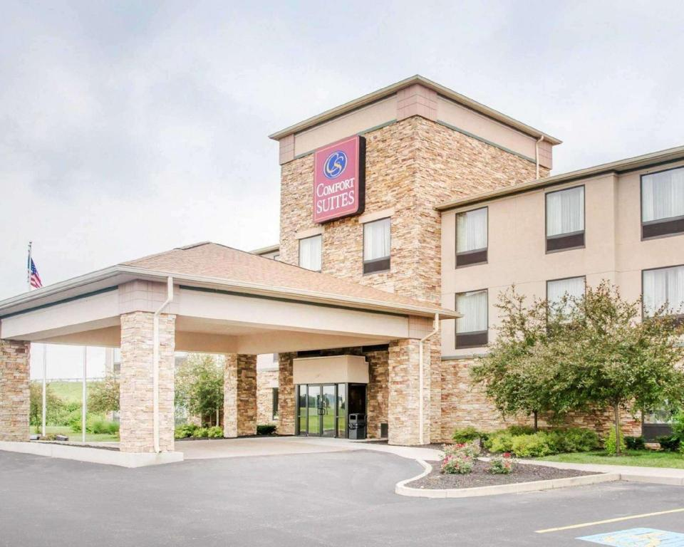 Comfort Suites Dayton-Wright Patterson