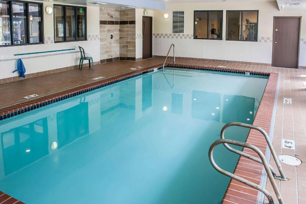 Piscina Comfort Inn Federal Way - Seattle