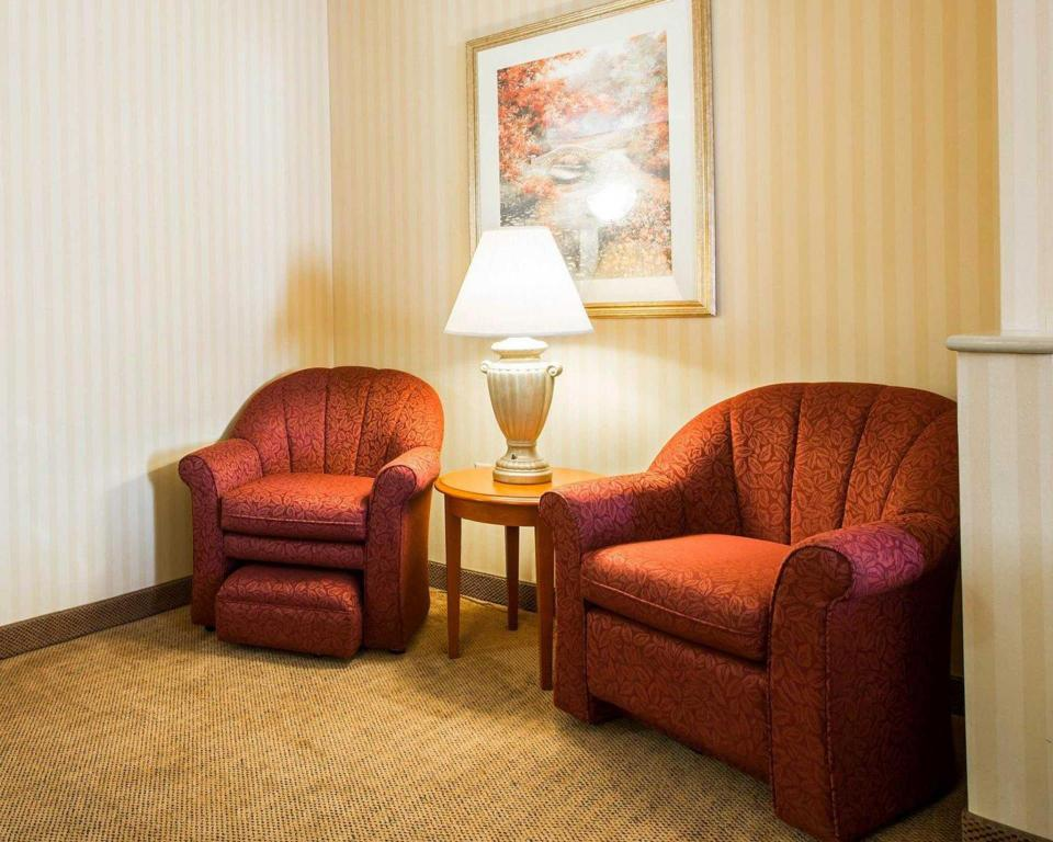 Vista Interior Comfort Inn & Suites