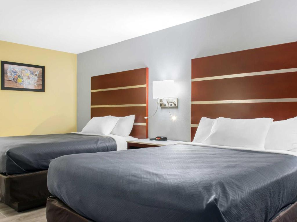 2 Katil Queen - Katil Econo Lodge Hershey