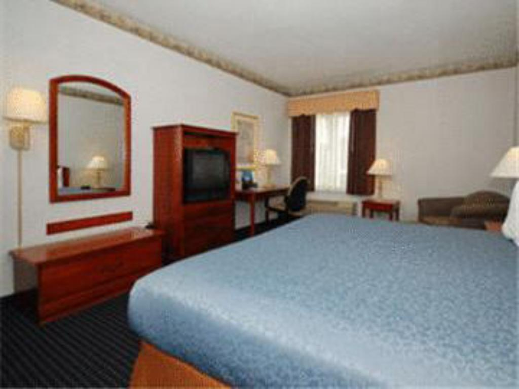 Standard - Cama Best Western Plus New England Inn and Suites