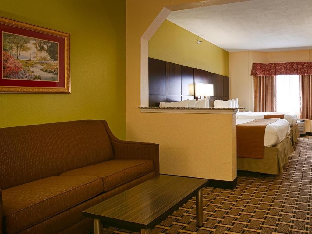 Interiér Best Western Knoxville Suites - Downtown