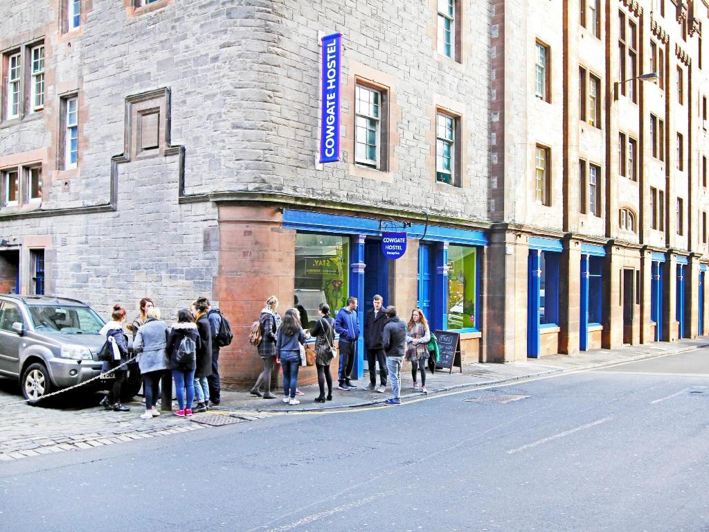 More about Cowgate Hostel