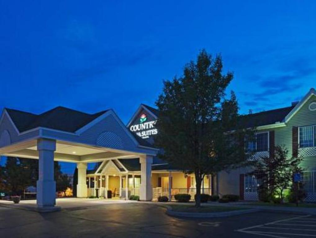 Country Inn and Suites Rochester Henrietta