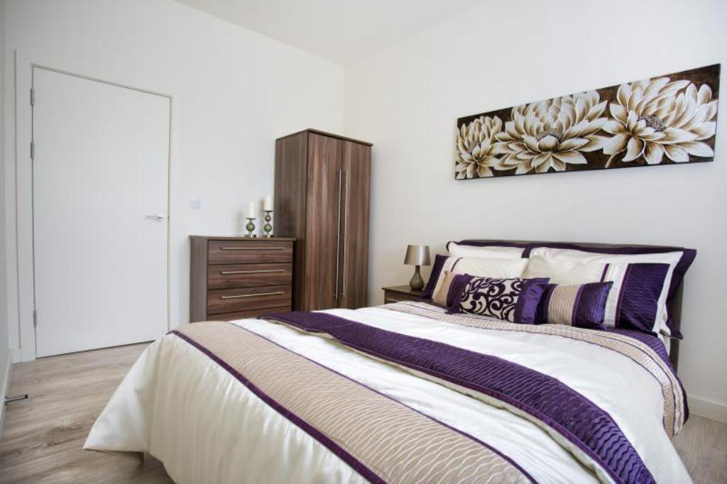 Viesnīcas interjers Orchard & Avenue Serviced Apartments