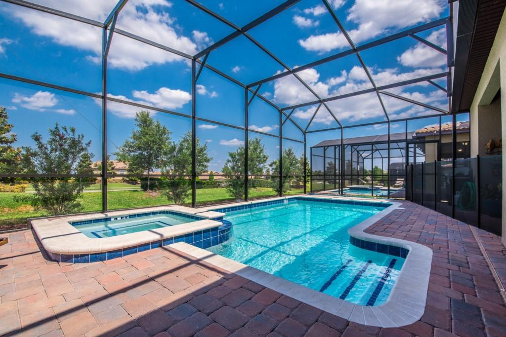 Family Fun 6 Bed 5 Bath at Champions Gate Resort