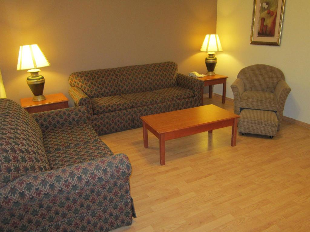Interior view Best Western Southside Hotel and Suites